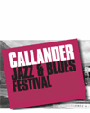 Callander Jazz and Blues Festival 2014