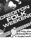 Crediton Folk Weekend 2014
