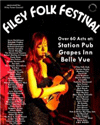 Filey Folk Festival 2014